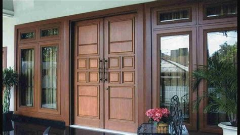 tips memilih pintu rumah kuat  tahan  depo