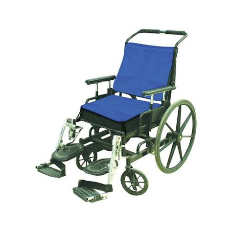 Cooling Chair by Techniche Phase Change Cooling Wheel Chair Pads