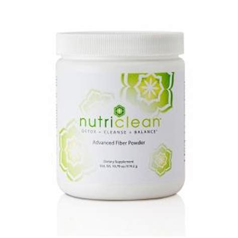 Nutriclean Detox by Chapwellness Nutriclean Advanced Fiber Powder