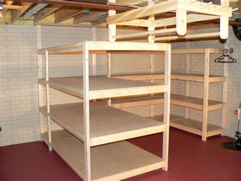 pdf diy basement shelves 2 215 4 plans download backyard