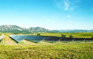 backyard solar panels solar panel garden could come to craig ya valley