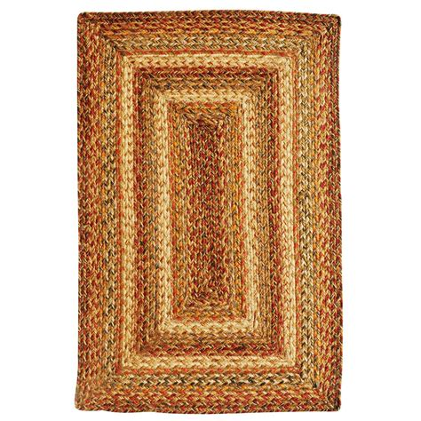 Harvest Jute Braided Rugs Braided Rugs