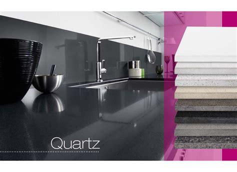 Plan De Travail Quartz Blanc Prix by Plan De Travail Quartz Sur Mesure Cuisine