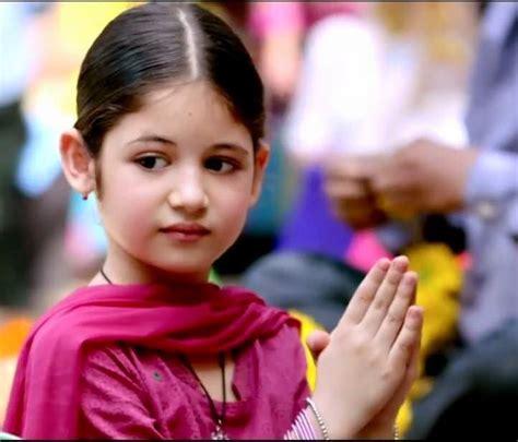 biography of movie bajrangi bhaijaan bajrangi bhaijaan child actress munni harshali malhothra