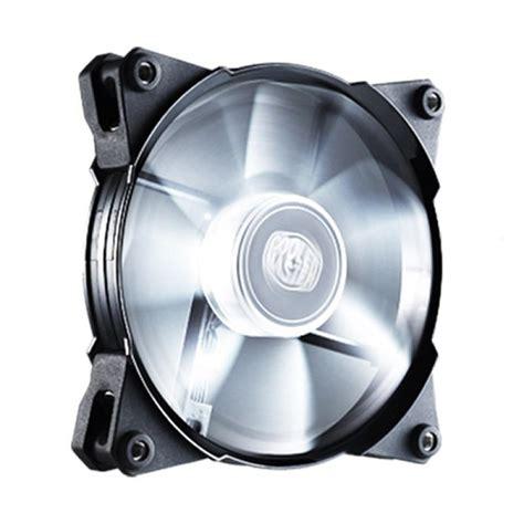 Kipas Water Cooler jual cooler master jetflo 120 kipas pc putih