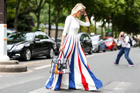 Looks Of The Week by The Best Of Couture Fashion Week Style Day 1