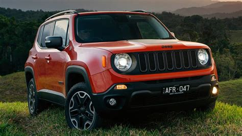 Jeep Trailhawk Price Jeep Renegade Trailhawk 2016 Review Road Test Carsguide