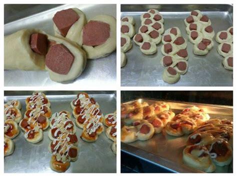Membuat Roti Sosej | resepi roti sosej pintal resepi bonda