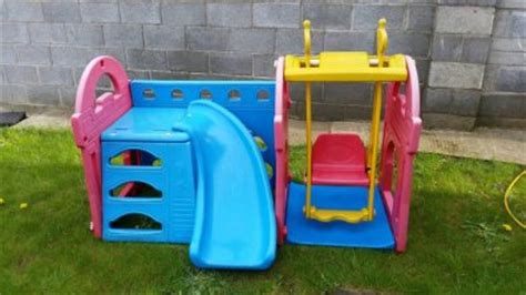 baby swing and slide combo childs swing and slide combo for sale in arklow wicklow