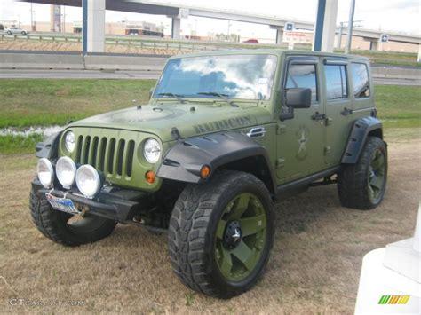 jeep green metallic 2007 jeep green metallic jeep wrangler unlimited rubicon