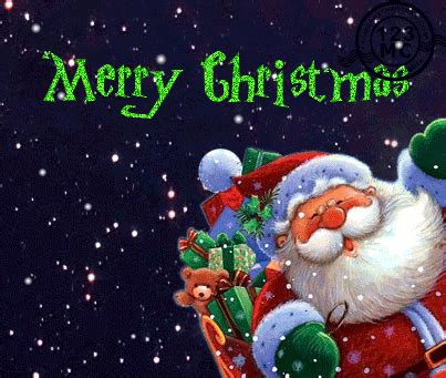 merry christmas quote gif  santa pictures   images  facebook tumblr