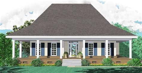 One Story Farmhouse by 654151 One Story 3 Bedroom 2 Bath Southern Country