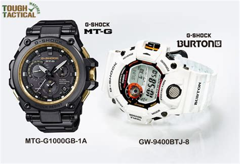 G Shock Gg1000 Black White sneak peak new g shock series december 2015 tough