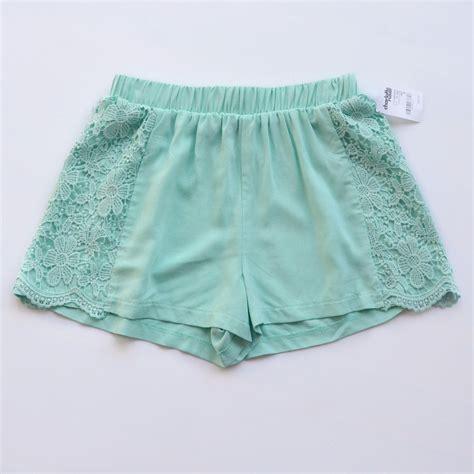 Sanbonnet Shortpants Pajamas xs xl womens fashion pajama shorts summer lace pajama bottoms elastic waist