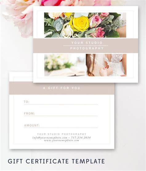 souvenir card template free photography gift certificate template www pixshark