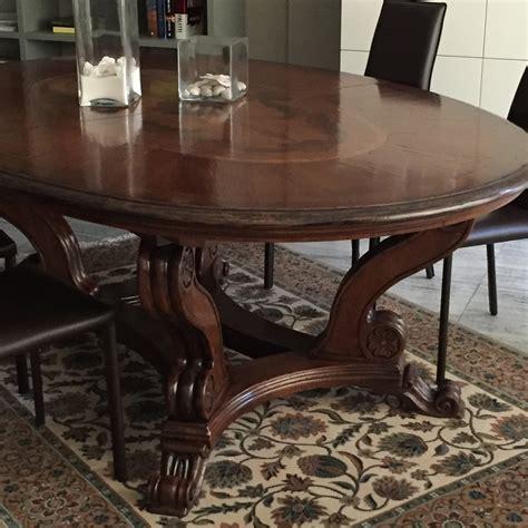 tavoli allungabili ovali tavolo tavolo ovale ovali ovali allungabili legno tavoli