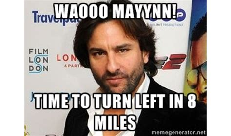 Meme Generator Khan - 10 bollywood stars we want to hear as the voice of our gps