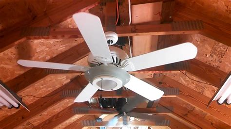 emerson k55 ceiling fan emerson derby ceiling fan in appliance gloss white with