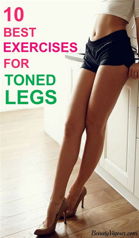 4 and one month to toned thighs 10 best exercises for toned legs fitness clean healthy