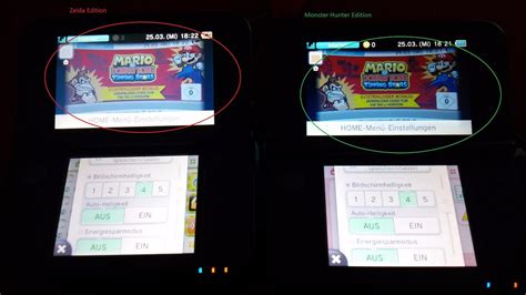 Nintendo New 3ds Ll Or Xl Layar Ips Cfw Bisa Request Bajakan 1 new 3ds xl with two different displays ips or tn review