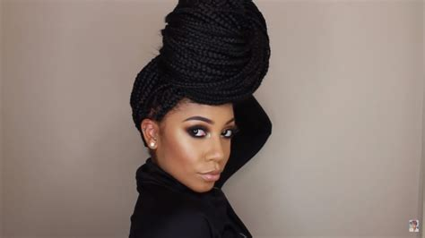wiki how to put box braids in a bum are box are braids still in style how to style box
