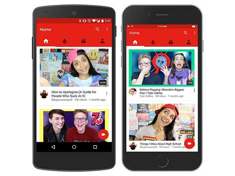 home design app youtube youtube for android and ios reved gets better