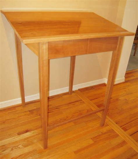 wood stand up desk stand up desks at plesums com wood