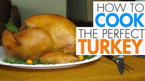 how to cook a turkey video askmen