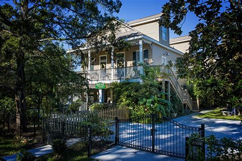 the house mandeville la the cressy house a grand retreat in historic