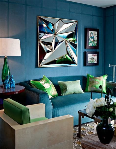 green and turquoise living room the color combination of blue and green in this living room turquoise sofa a bit