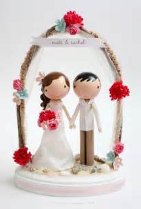 cake toppers for weddings unique picture of unique wedding cake toppers