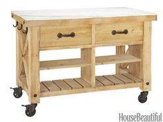 kitchen island pinterest portable carts islands free standing pantrya rolling