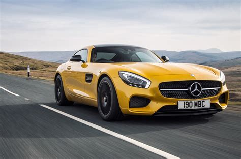Mercedes AMG GT Review (2017)   Autocar