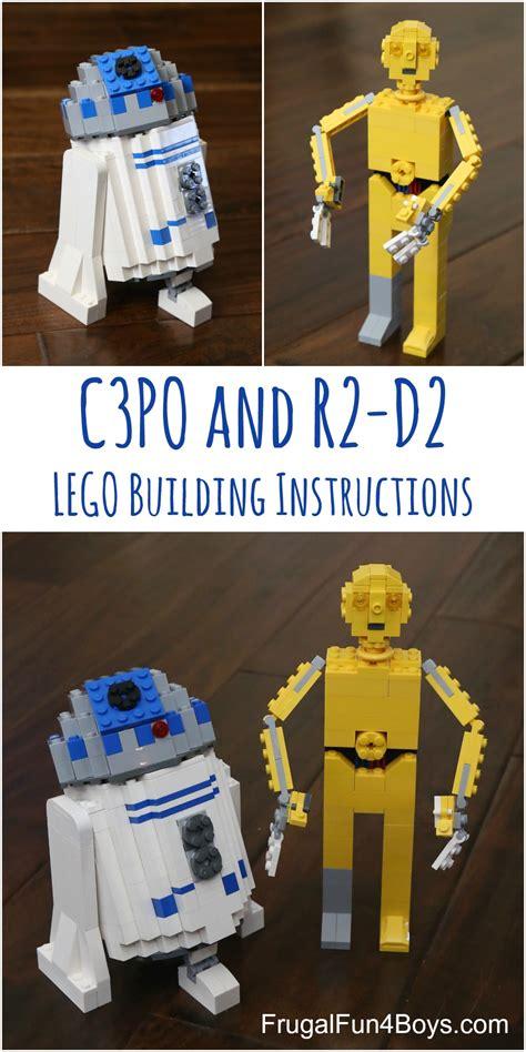 Po Cahyadi 2 26 12 2017 lego wars c3po building