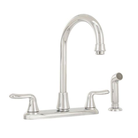 American Standard Colony Soft 2 Handle Standard Kitchen American Standard Colony Soft Kitchen Faucet