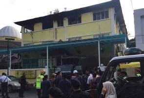 Hemat Panduan Mengelola Sekolah Tahfizh tragedi pondok pak ya dan empat lagi kebakaran pusat tahfiz astro awani