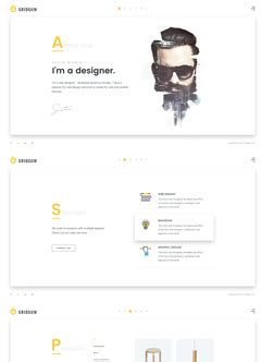Bootstrap Templates Responsive Website Templates Cbmcard Com Bootstrap Freelancer Template
