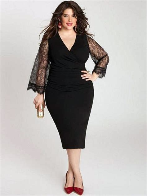 How To Choose Plus Size Cocktail Dresses Red Lace Dress
