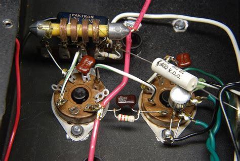 the aa8v twinplex regenerative receiver interior photos