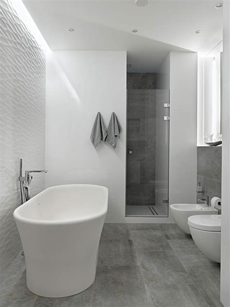 bathrooms in russia contemporary loft in russia integrating elegant design