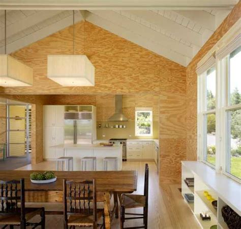 plywood design modern interior design and decorating with plywood appeal