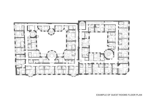 Room Floor Plan by Floor Plans With Guest Rooms 171 Floor Plans