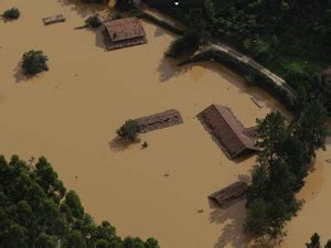 193 rea inundada em nova friburgo