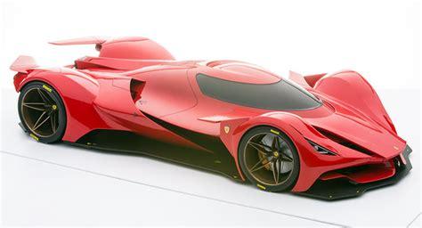 Carscoops Ferrari Concepts
