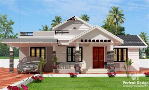 One Storey House by One Storey House Design With Roof Deck Pinoy House Designs