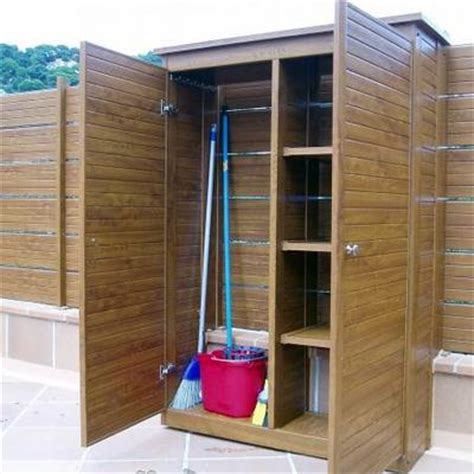 armarios exterior madera armario exterior en madera sant cugat vall 233 s