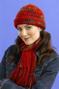 127 print crochet hat amp scarf
