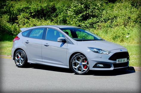Ford Focus St For Sale by Used 2015 Ford Focus St St 3 Tdci For Sale In Warwickshire