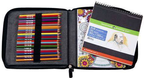 refill sketchbook lyra pencil tools