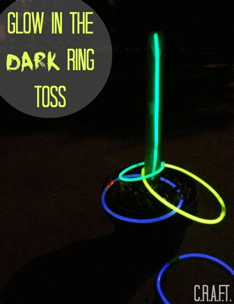 glow in the paint target summer c glow in the ring toss design dazzle